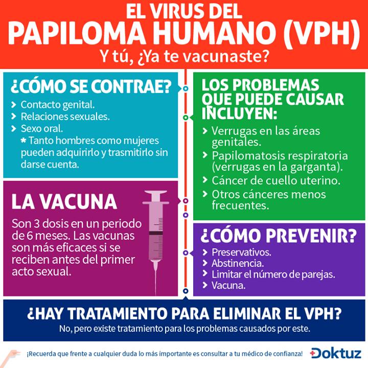 virus del papiloma tratamiento y prevencion)