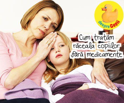 tratament raceala copii 2 ani toxin 20