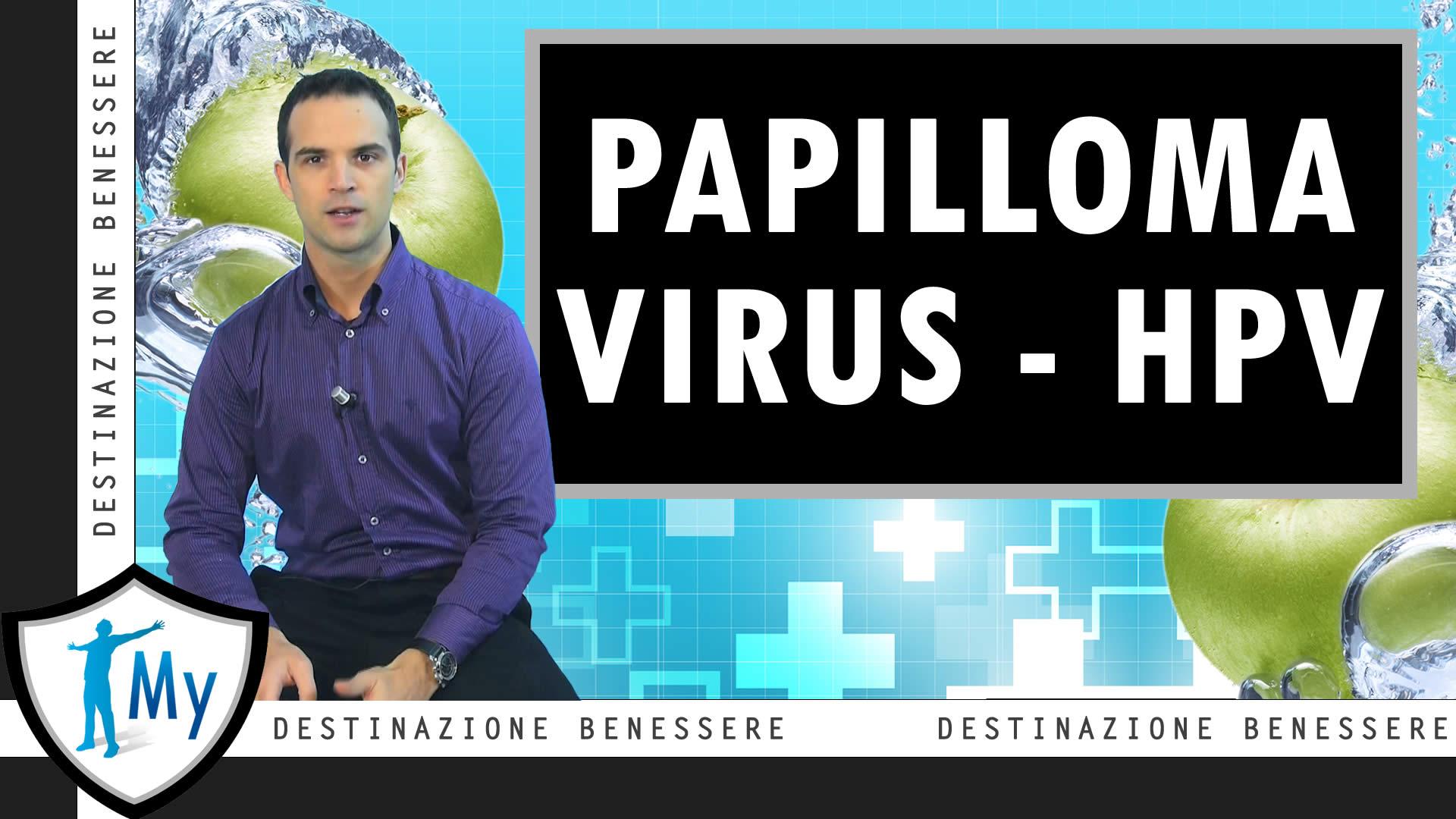papilloma virus contagio senza rapporti