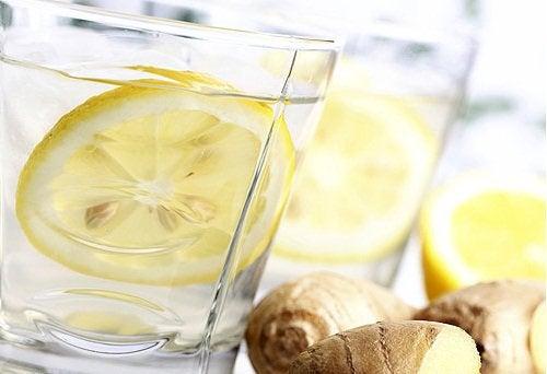 detoxifiere cu ghimbir si castravete