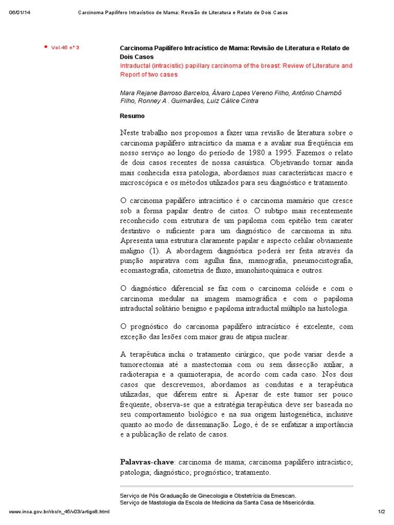 dermatosis papillomatosis nigra cancer de prostata aos 20 anos