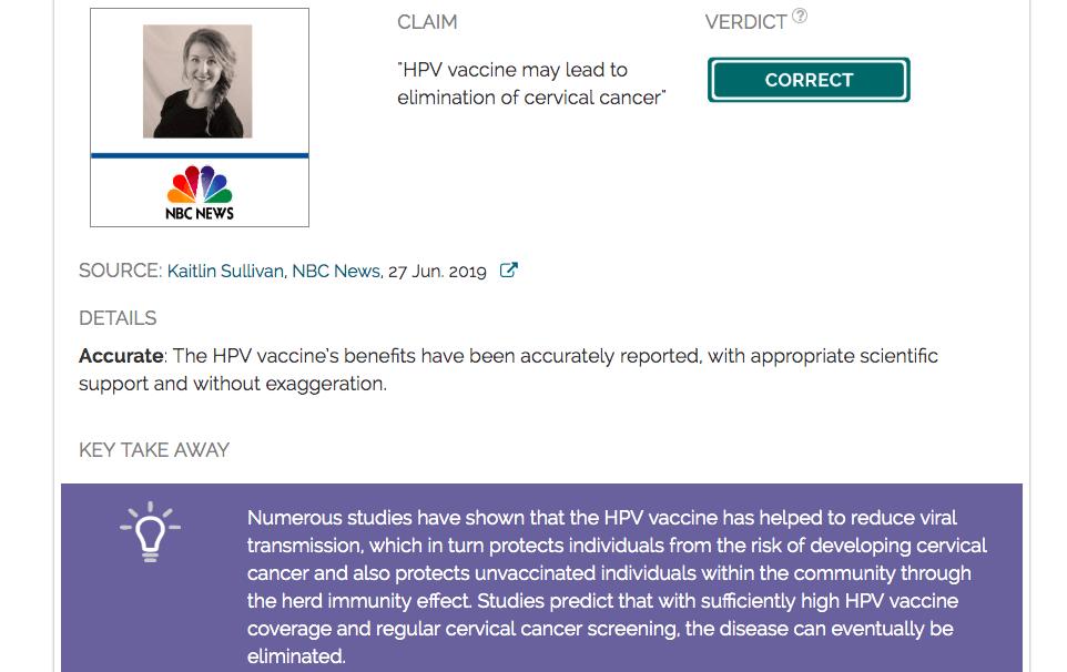 has hpv vaccine reduces cervical cancer tratament paraziți intestinali