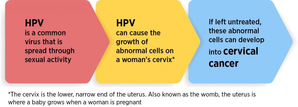 human papillomavirus of cancer