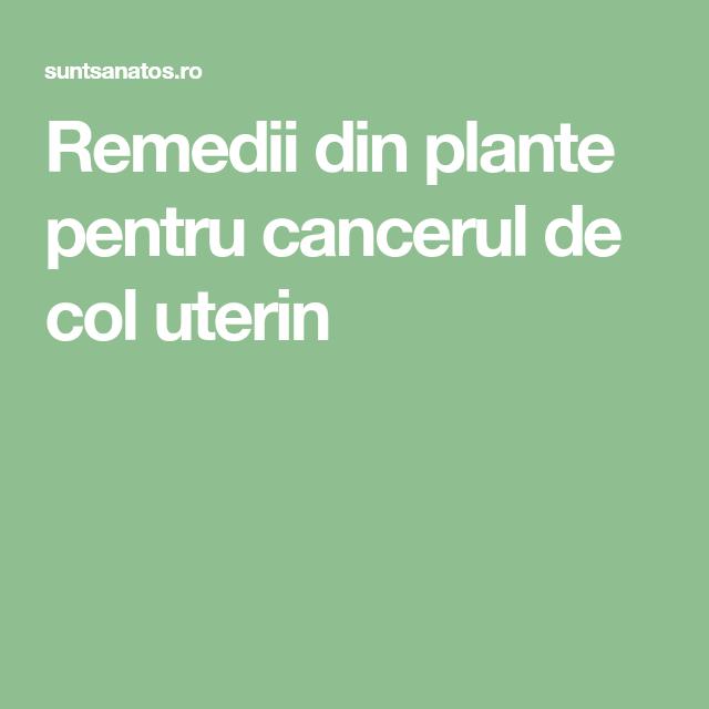 Cancerul de col uterin poate fi prevenit, alege sa traiesti!