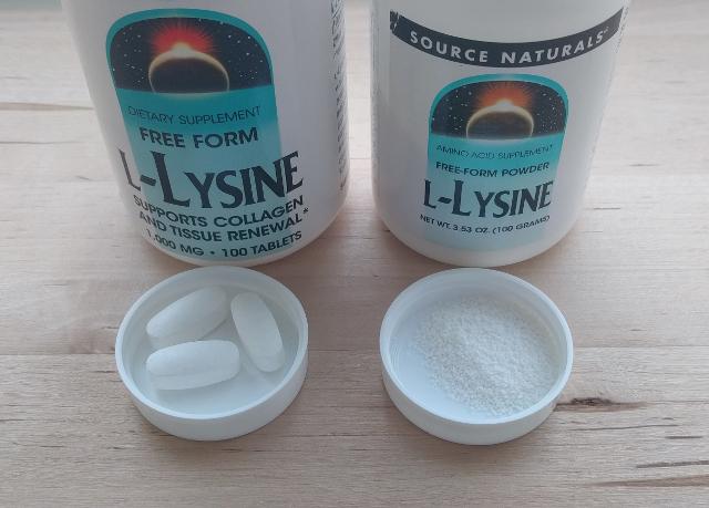l-lysine papilloma