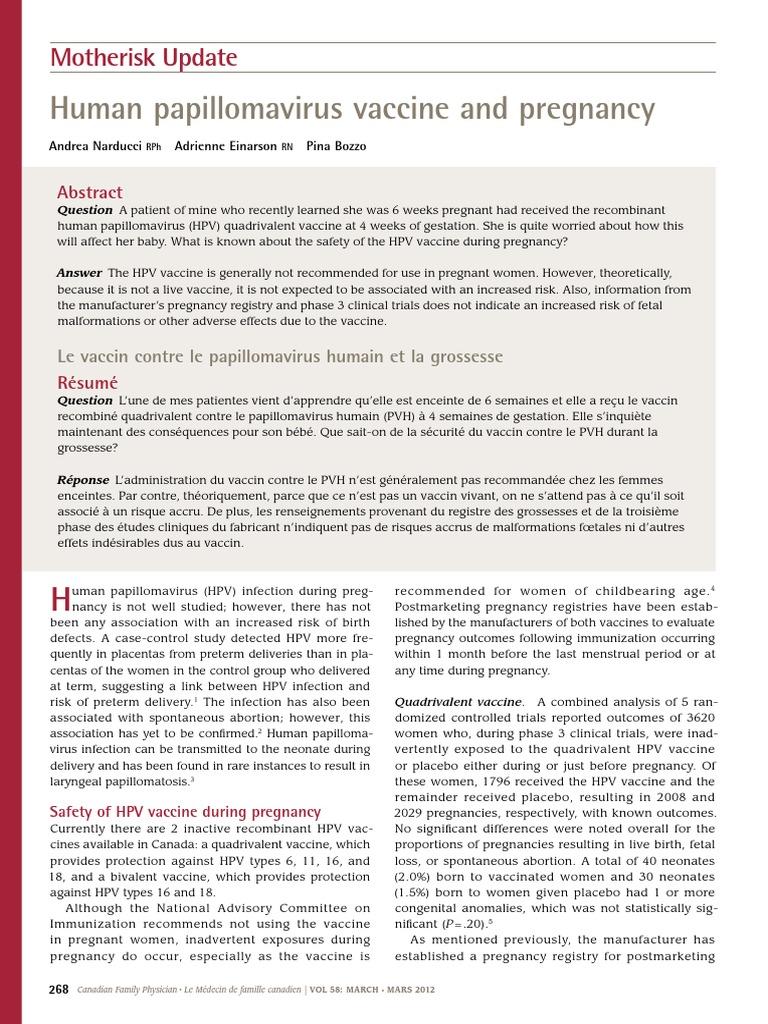 Gardasil 9 (human papillomavirus vaccine [types...) – Etichetare - J07BM