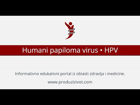 humani papiloma virus kod dece