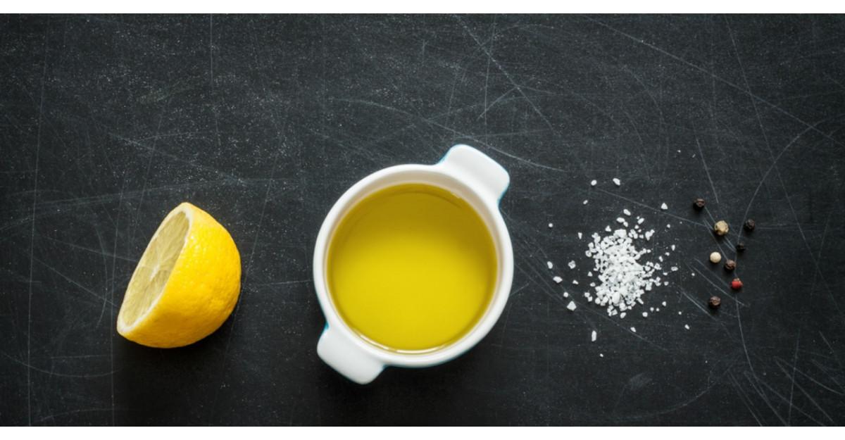 Detoxifierea organismului cu lamaie si ulei de masline