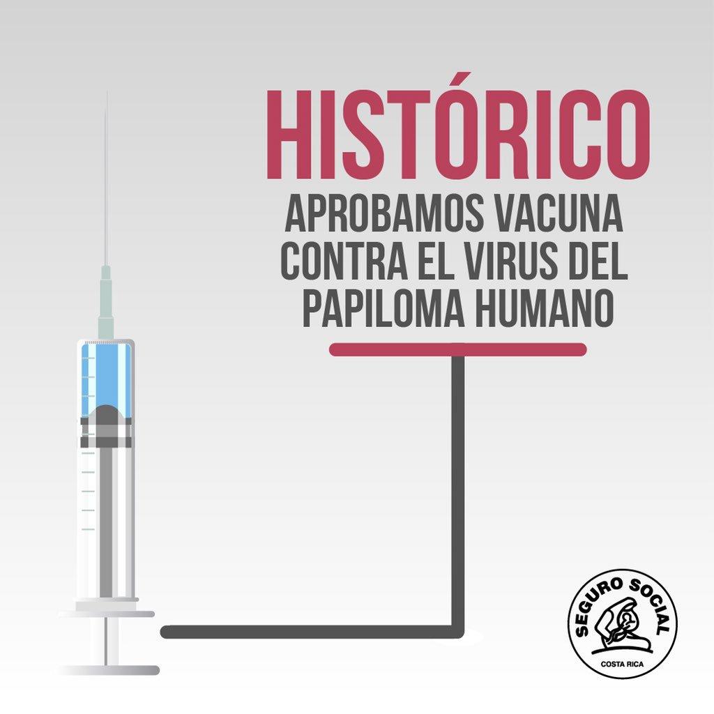 vacuna virus papiloma humano costa rica