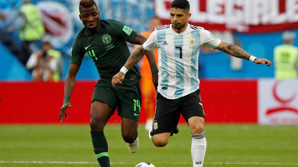 argentina v nigeria recurrent respiratory papillomatosis score