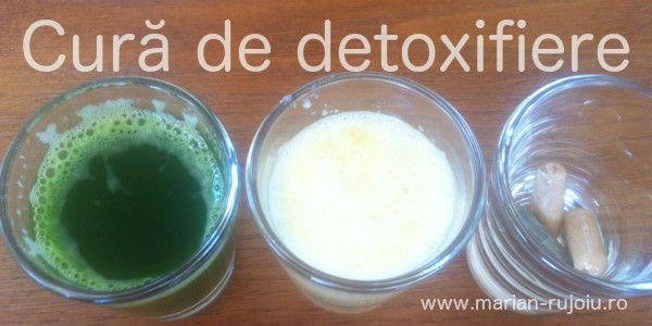 Program de detoxifiere de o zi – Fitness-Nutriție