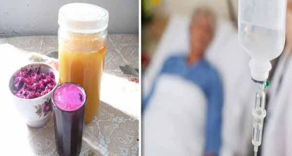 detoxifierea ficatului dupa chimioterapie