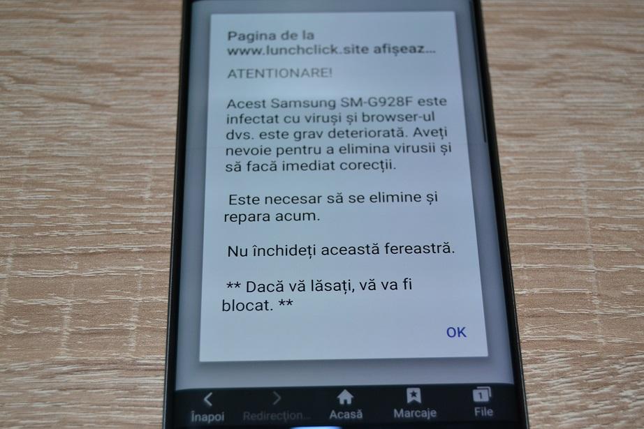 Virusi pe telefonul Android cand intri pe internet? Iata ce sa faci!