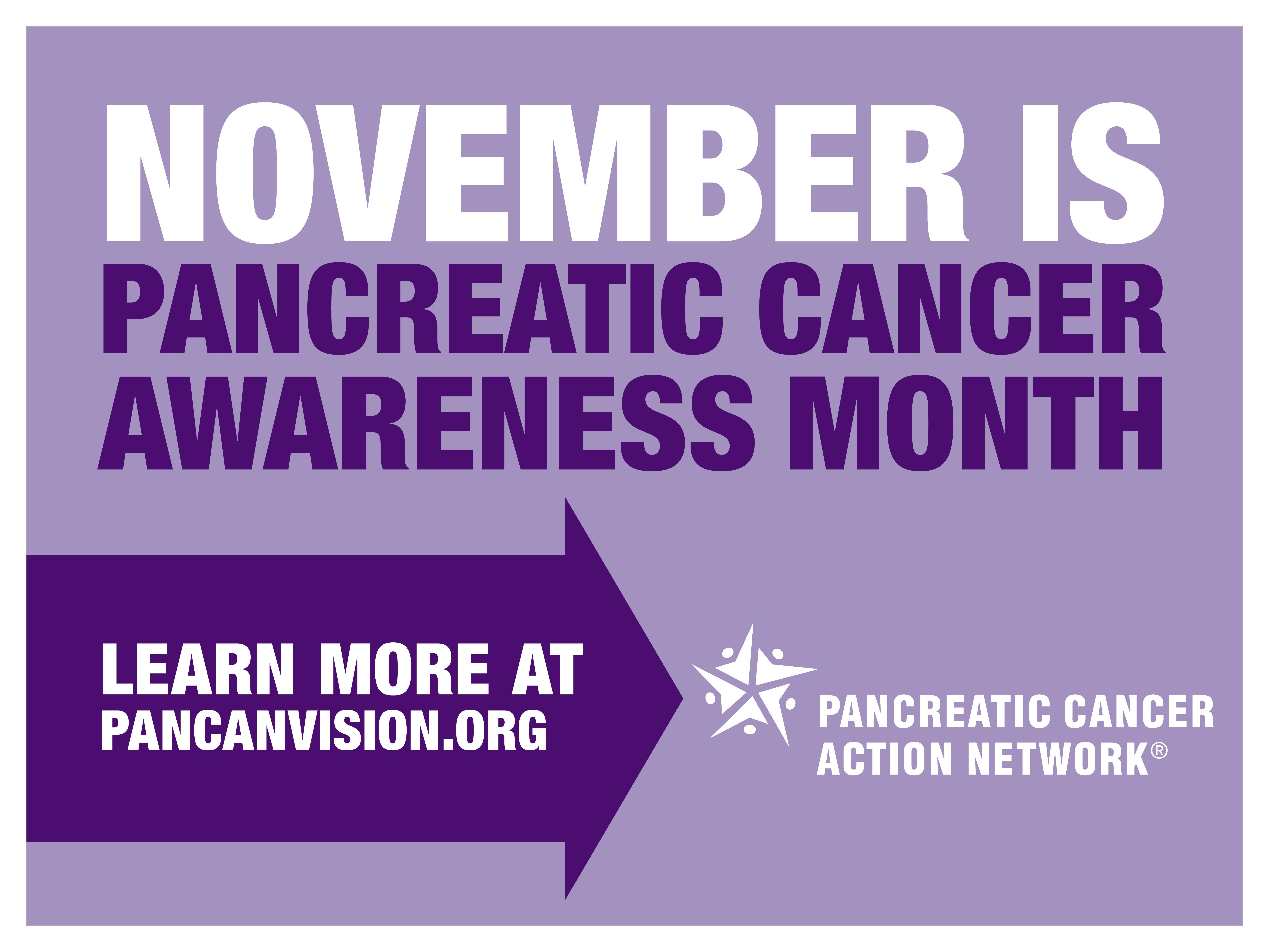 World Pancreatic Cancer Day | leacurinaturiste.ro - Asociatia Romana pentru Patologia Pancreatica