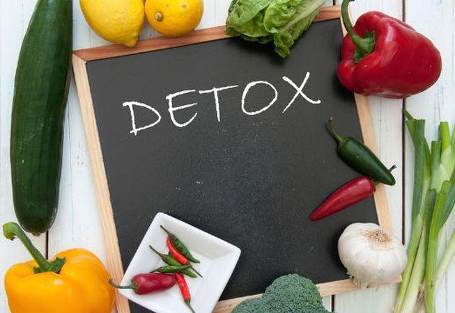 o saptamana de detoxifiere