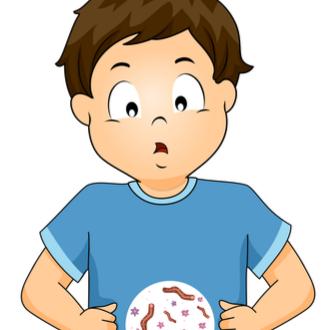 simptome viermisori la bebelusi