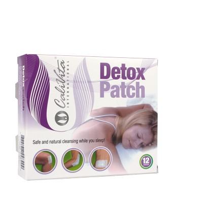 Calivita Detox Patch Plasturi detoxifiere (12 bucati) Lista de preturi - cel mai mic pret