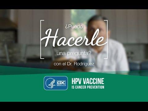 hpv que vacuna es