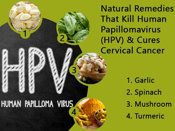 hpv virus natural cure