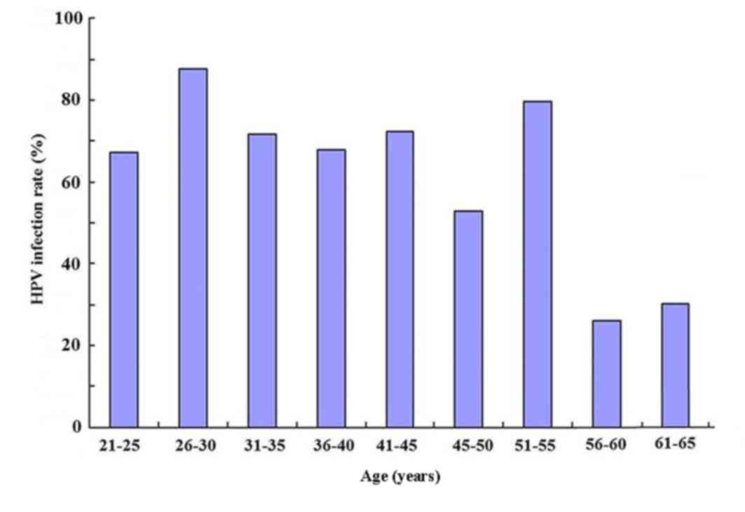 human papillomavirus infection high risk
