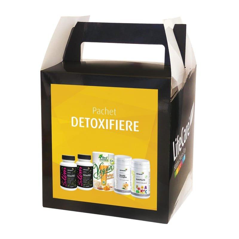 Pachet Detoxifiere complet in 30 de zile - Life Care BIO