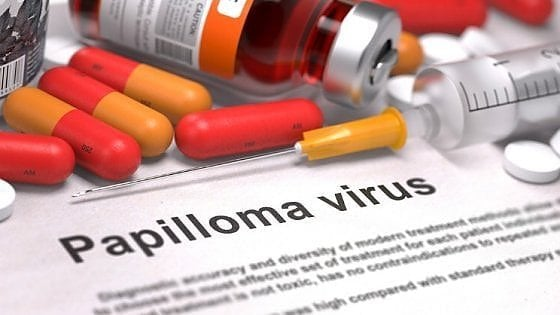 papilloma virus vaccino verruche