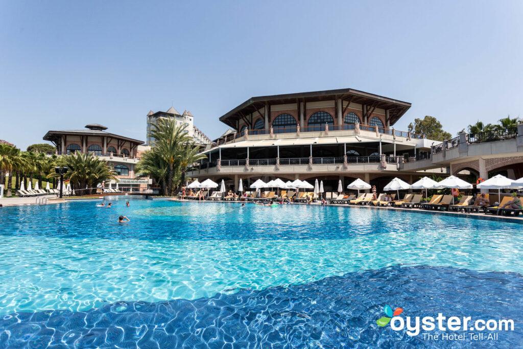 Poze TUI Fun & Sun Club (ex Sillyum Golf Resort) BELEK #AmFostAcolo