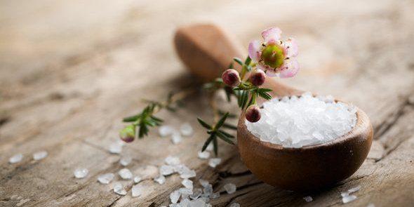 reteta pentru detoxifierea ficatului cu sare amara