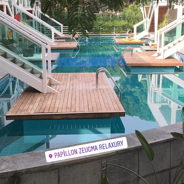 papillon zeugma relaxury luxury pool suite