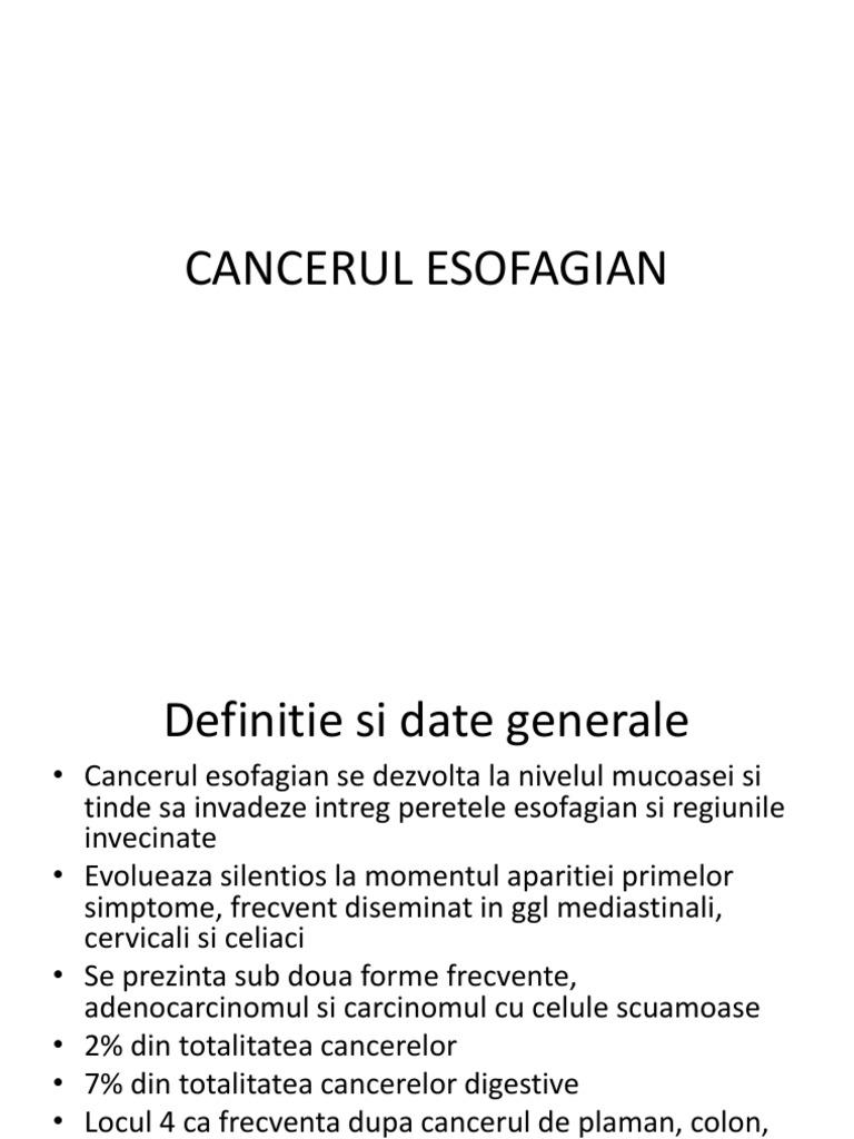 (DOC) Documents tips cancer-esofagian2   Paicu Alina - leacurinaturiste.ro