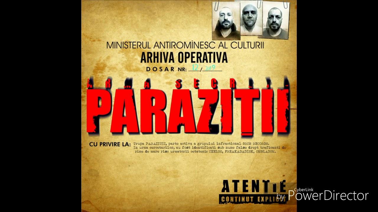 parazitii antimilitie mp3