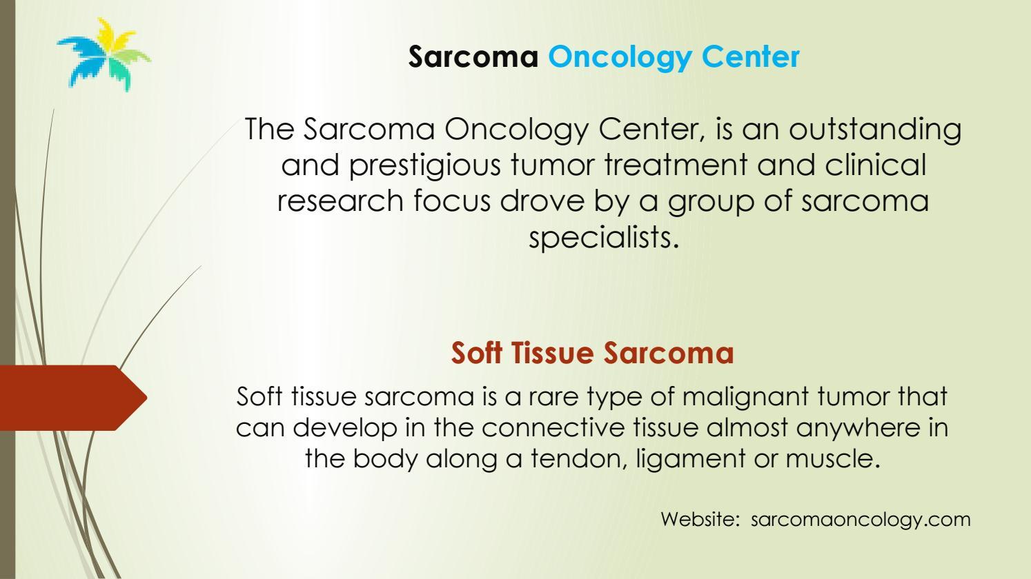 Centrul de tratare Sarcom