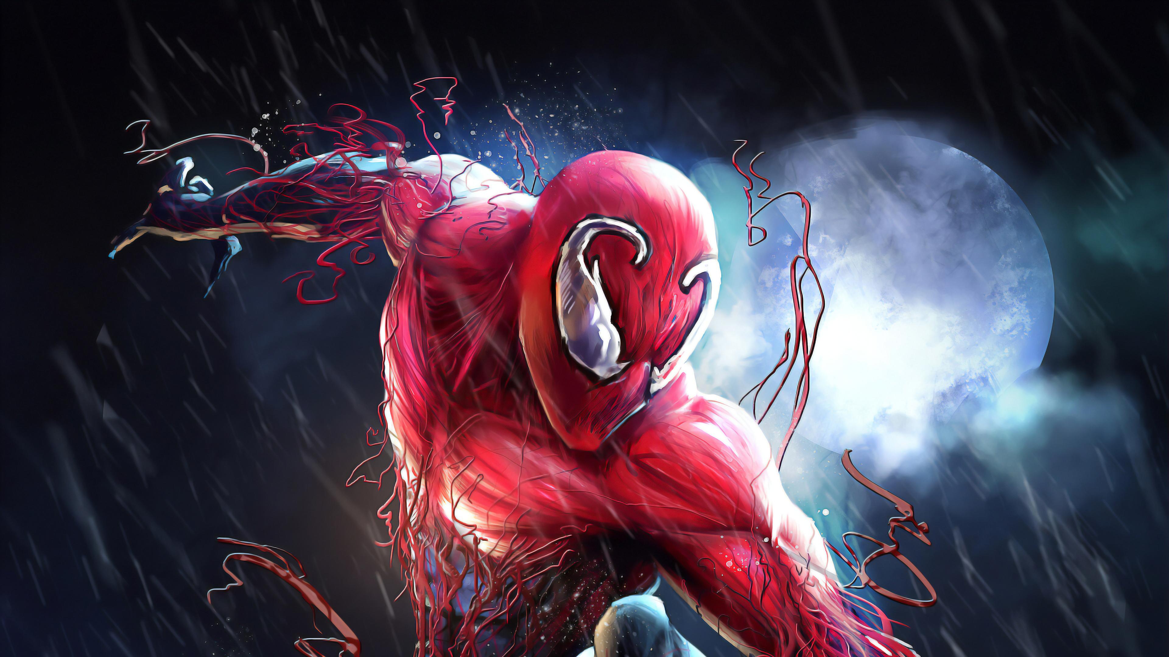 toxin spiderman oxiuri dimensiuni