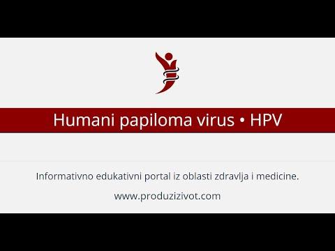 hpv virus lijecenje kod zena