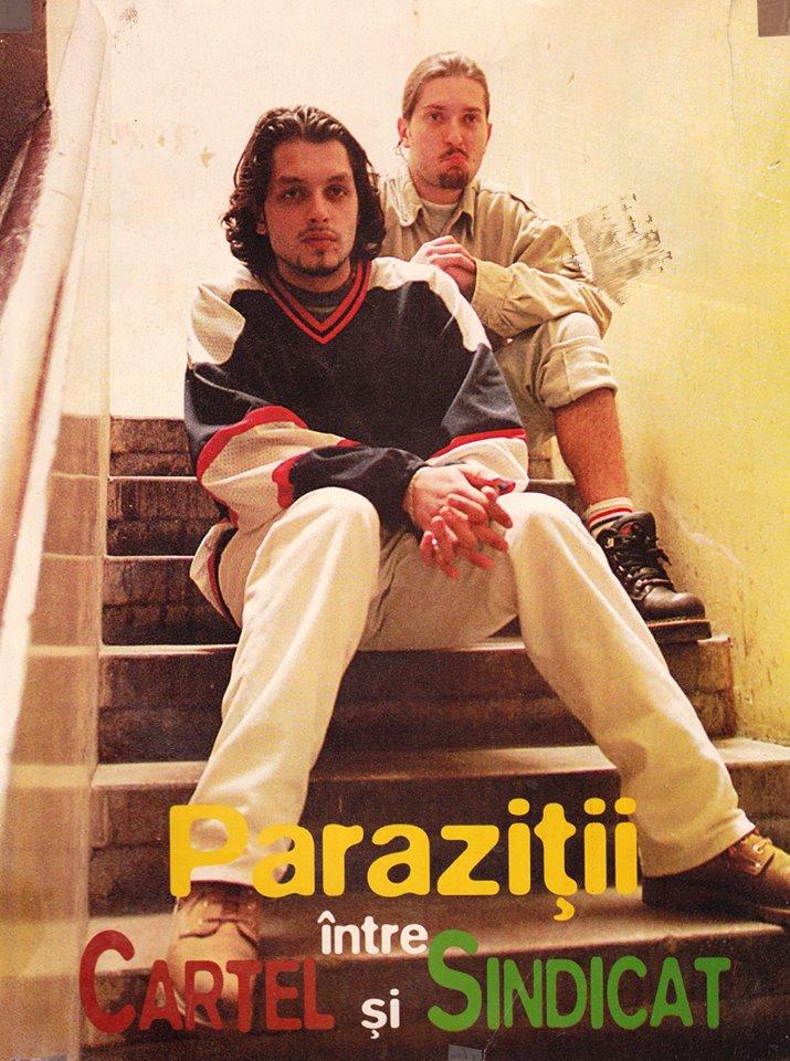 Paraziţii, hip-hop românesc de peste 15 ani