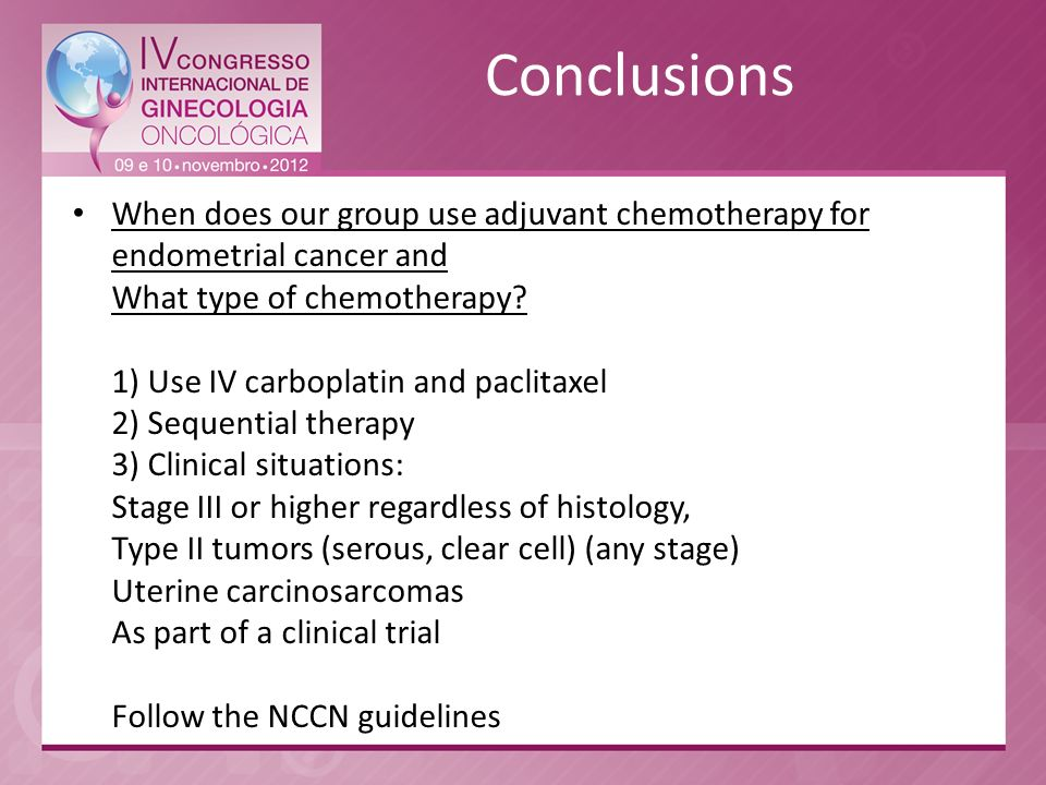 Cancerul de Corp Uterin()   Centru Oncologie Severin